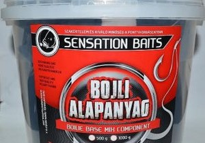 Sensationbaits vödrös bojli mix